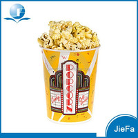 China Wholesale Custom Popcorn Bucket With Lid To Go