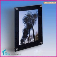 Home Decor Beautiful Frames Photo Acrylic Picture Frames Wall Mount