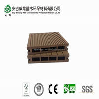 X910 outside walkway wpc wood look vinyl longboard flooring