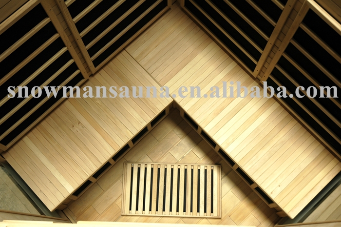 russie c dre sauna nano de style d 39 angle infrarouge d me salle de sauna id de produit. Black Bedroom Furniture Sets. Home Design Ideas