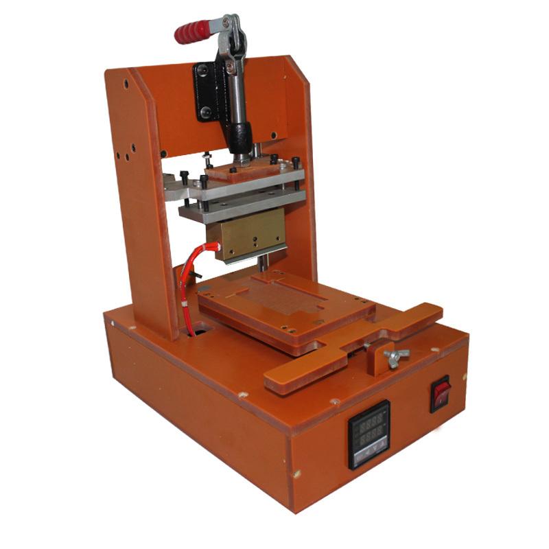 lcd refurbish machine