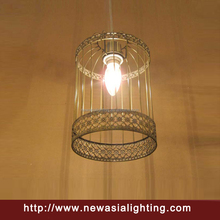 PMN100050 Garden/Corridor Beautiful Brid Cage Pendant Light/ Pendant Lamp