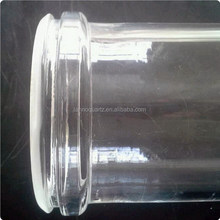 Excellent quality best selling evacuated quartz glass tube