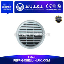 Competitative price aluminum ventilate egg crate return air grille with frame