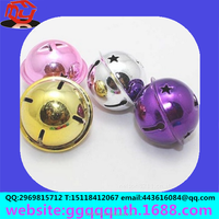 90mm Star wind bell hanging metal hanging bell wind metal bell animal wind chime bell