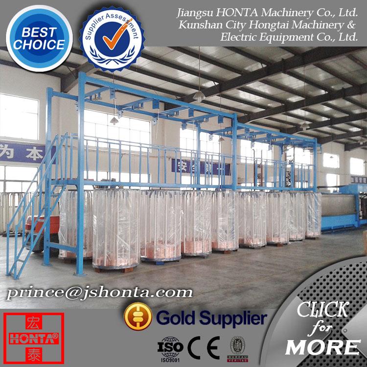 copper wire manufacturing process pdf