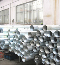 UL standard metal emt tubing conduit for decorative electric cable installation