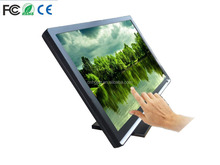 22 inch touch screen Samsung panel lcd Pos syestem Resistive Capacitive used flat touch screen monitor