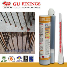 Anchorage post tensioned bar steel rod chemical raw material