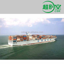 China to HUNGARY by container