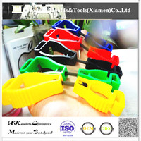 High quality OEM plastic glove clip plastic glove holder plastic glove guard plastic safety guard