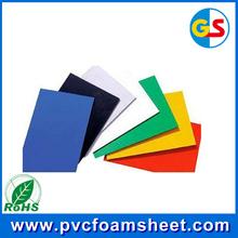 Black Waterproof PVC Foam Sheet