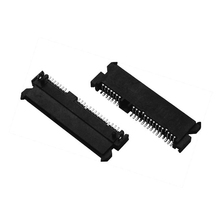 SMT SATA data 7+15 pin female connector H=3.5mm&4.2mm&5.0mm&5.2mm&6.74mm