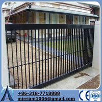 Electric gate directly--Wrought Iron Gate