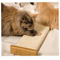 Wear-resistant Natural Sisal Scratching Board Pet Supplies Cat Toys Protecting Sofa and Wall From Cat's Paw