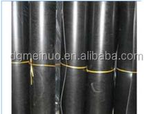 Black rubber sole sheet