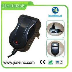 Portable mobile accessories travel charger with wireless cable Alibaba China
