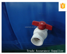 plastic safty flexibag container for water storage