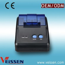 High-end black 58mm high speed thermal receipt printer used for cash register