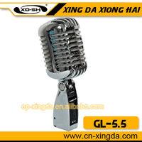 GL-5.5 Professional Retro Style Microphone