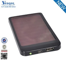 Veaqee 2015 newest wireless cheap solar mobile phone charger