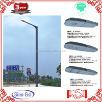 Shock resistant Outdoor 100w 150w led street light prices for sale with CE approved