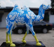 new design animal handicraft ,fiberglass garden sculpture