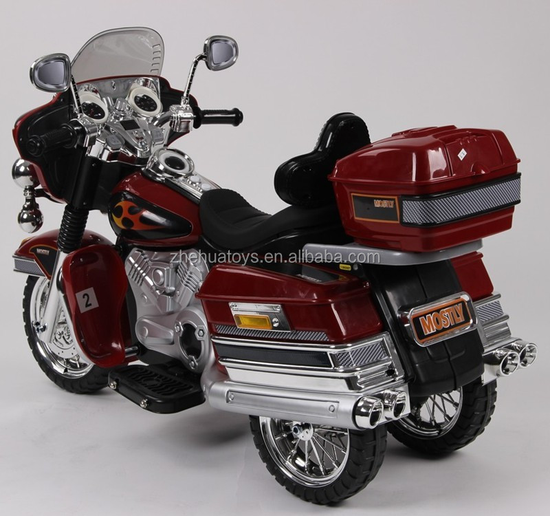 Cheap plastic kids mini electric motorcycle, ride on toy children motorbikes 12v