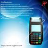 Wireless Handheld parking ticket machine with thermal printer 8210