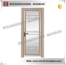 Factory price australia Standard aluminum glass swing door price