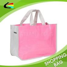 PP Woven Cheap Pantone Color Shopping Promotional Bag