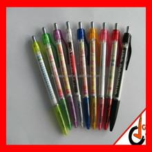 High Quality Logo Printed Retractable Cheap Banner Pen