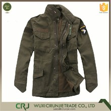 2014 New Arrive High Quality Man Winter Military M65 Jacket Parka Jacket
