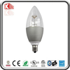 e12 led candle light bulb high lumen