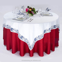 Chair cover and table cloth (SQNC201565)