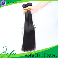 comb electric raw unprocessed straight virgin peruvian hair