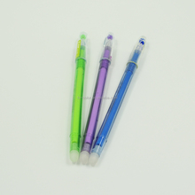 Factory wholesale High grade Erasable gel pen, OEM Temperature-sensitive Erasable Gel Ink Pen