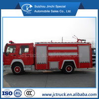 Manual transmission type and New condition 4x4 best fire truck manufacturers sale