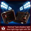 Lightpoint wholesale 5w 12v led door logo projector laser lights for cars