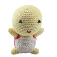 crochet turtle toys/plush turtle keychain/mini plush turtle