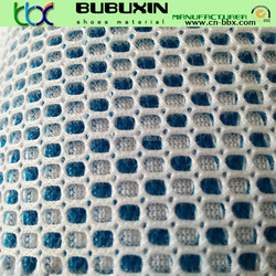NT622 cushion fabric 3D spacer mesh fabric for Sports Shoes shoe upper