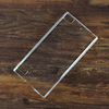 Transparent Clear Crystal PC Hard Back Cover Case For BlackBerry Z2