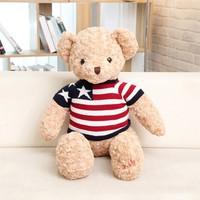 Christmas toy plush bear teddy bear