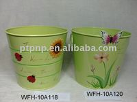 Newest lovely Horticulture Iron Bucket