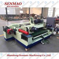 China 2015 hot sale Wood debarker / wood peeling machine/wood veneer rotary lathe