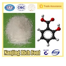 Industrial Grade Salicylic acid with top quality