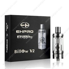 EHPRO Big Buddha mini / EHPRO Billow v2 / Nixon RDA no coil no wick atomizer