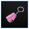 Cute mini car alloy metal keychain wholesale for sale