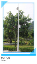 Electric pole for CCTV camera