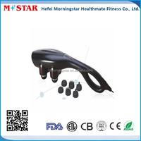 Electric Dolphin Handheld Massager Vibrator
